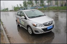 北京E150 EV深度评测之车型图解篇