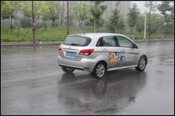 北京E150 EV深度评测之驾驶感受篇
