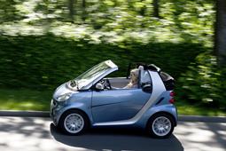 smart电动车中国已获批 年内或将上市