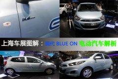 图解:现代BLUEON纯电动汽车