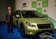 斯巴鲁XV混合动力SUV上市两周卖出5580辆