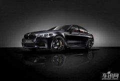BMW在日本推出特别版M5