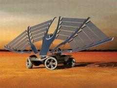 分类六:太阳能汽车