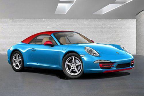 保时捷推出911蓝驱版低耗跑车