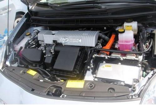 丰田油电混合动力车型普锐斯-成熟混动技术 丰田普锐斯现金优惠2万高清图片