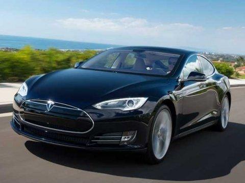 特斯拉旗舰车Model S安全评分创历史最高纪录