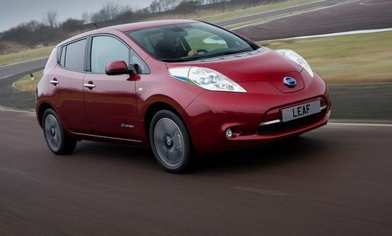 日产扩展电动汽车阵容 将采用无线充电技术