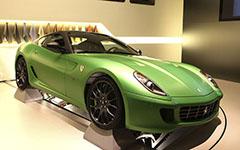 法拉利599混合动力版