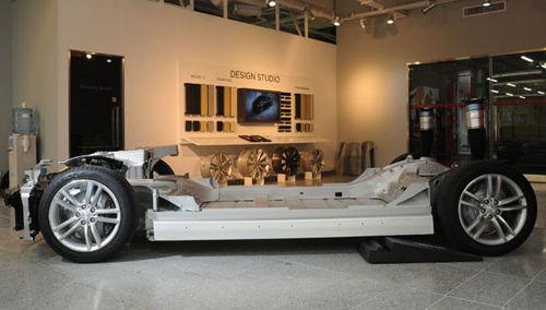 所有纯电动汽车产品都是全新研制的