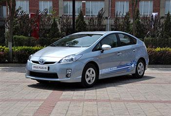 丰田普锐斯最高优惠3.8万元 现车销售中