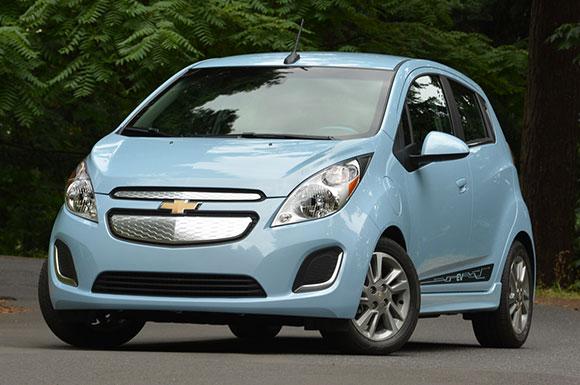 EPA公布2015年度燃效排行 雪佛兰乐驰电动版获头名