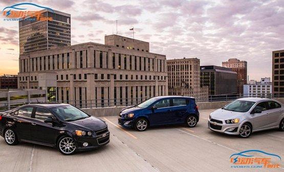 通用开发新电动汽车 续航320公里 预计2017年上市高清图片