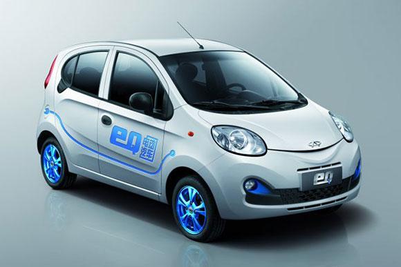 """从奇瑞eQ的""""200km""""谈起 电动汽车续"""