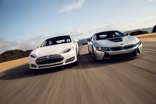宝马 i8 会成为特斯拉Model S的杀手吗?