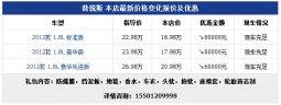 北京:丰田普锐斯最高优惠6万 现车销售