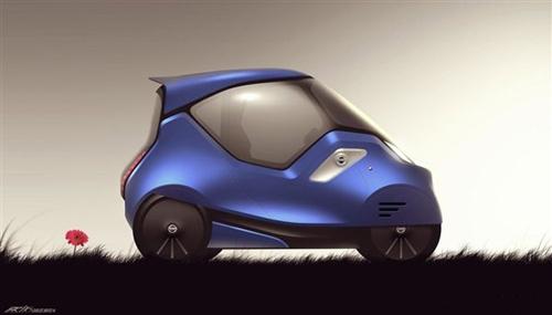孩子眼中 未来汽车是哪般模样?