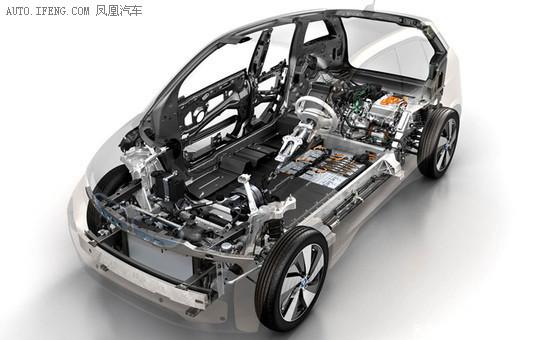 2015十佳发动机:宝马i3电动机、现代燃料电池堆入围