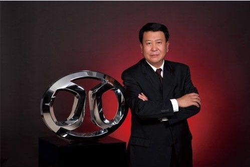 北汽徐和谊:新能源是中国车企唯一出路 燃油车没戏