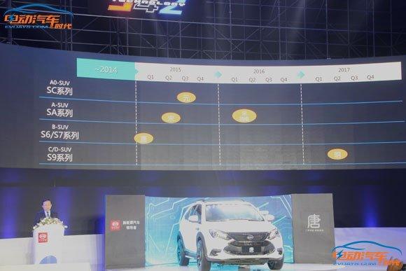 比亚迪唐预售价30万元,4.9秒破百快人一步