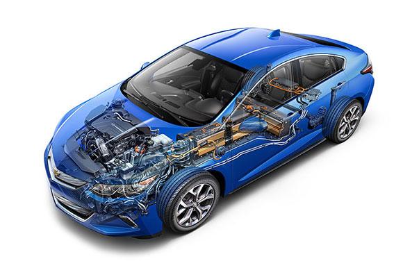 美国一季度混动车将占1%新车销量