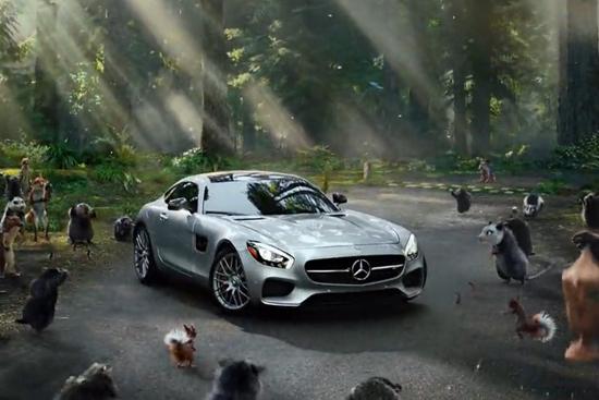 视觉盛宴 2015超级碗汽车广告抢先看