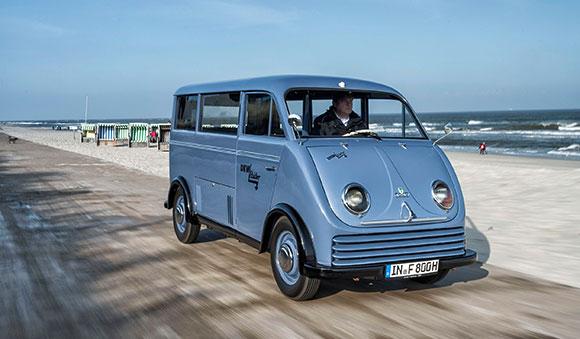 60年前的电动汽车是什么样的?