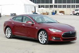特斯拉Model S新款车型上市 售64.8-94.95万