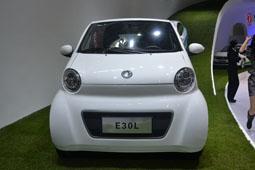 东风两款电动汽车上市 补贴后9.8万