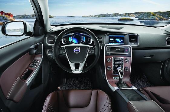 3.沃尔沃S60L智能E驱插电式混合动力车内饰.jpg