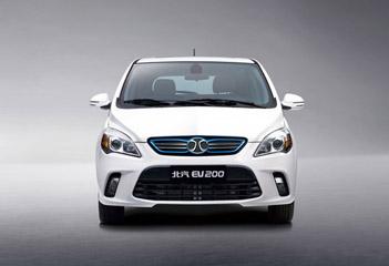 既省钱又省心 北汽EV200纯电动用车成本调查