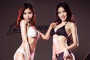 双胞胎姐妹花你选哪个?