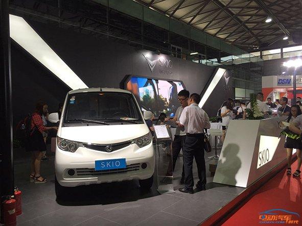 新能源电动汽车结构