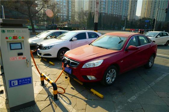 多款电动汽车最寒冬季充电状态 谁又被打脸?