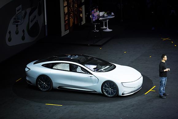 乐视FF超级电动汽车有何存在意义