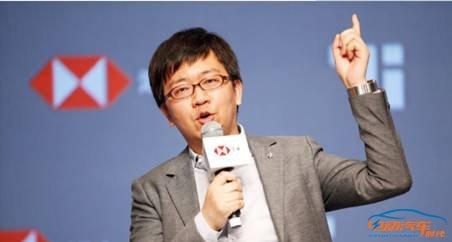 沈海寅:智能化带来质变,未来不以卖车挣钱!