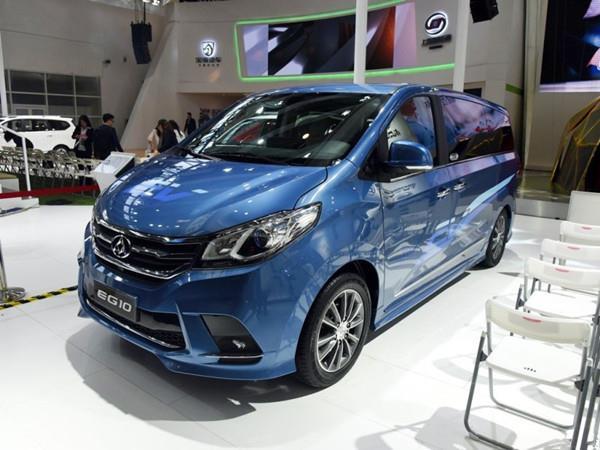 8月销量最惨的新能源车排名,这款MPV只售出1辆!