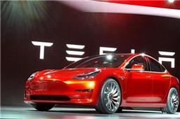 美国新能源1月销量TOP10:特斯拉三款车上榜