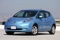 日产聆风 EV纯电动汽车