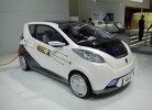 荣威E1 EV纯电动汽车