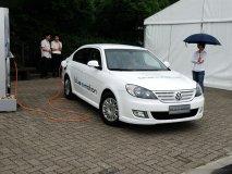 朗逸 EV电动汽车