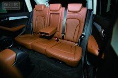 奥迪Q5 Hybrid座椅