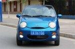 奇瑞QQ3 EV电动汽车
