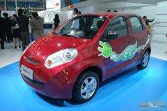 瑞麒M1 EV电动汽车