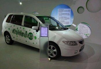 海马普力马ev电动汽车高清图片