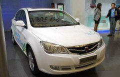 荣威350 EV纯电动汽车