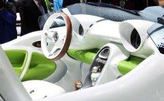 奔驰Smart forspeed座椅