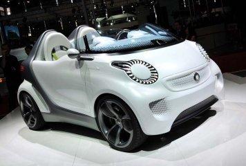 奔驰Smart forspeed车头