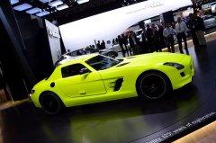 奔驰SLS级AMG E-cell-车身外观