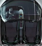 918 Spyder Hybrid座椅
