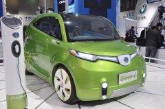 长安Green-i EV-车身外观